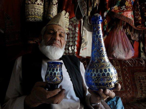 På besök hos Sultan Hamidi