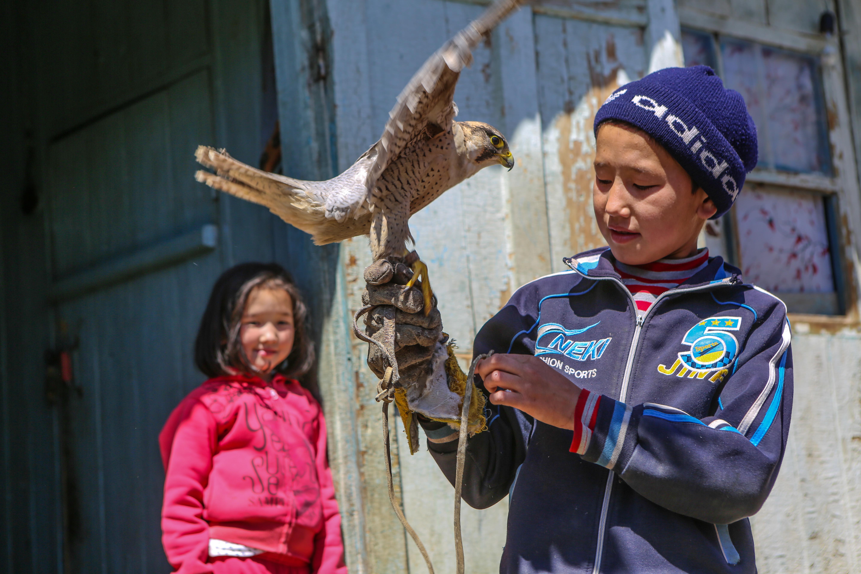 Att resa i Centralasien – en föreläsning med bildspel.