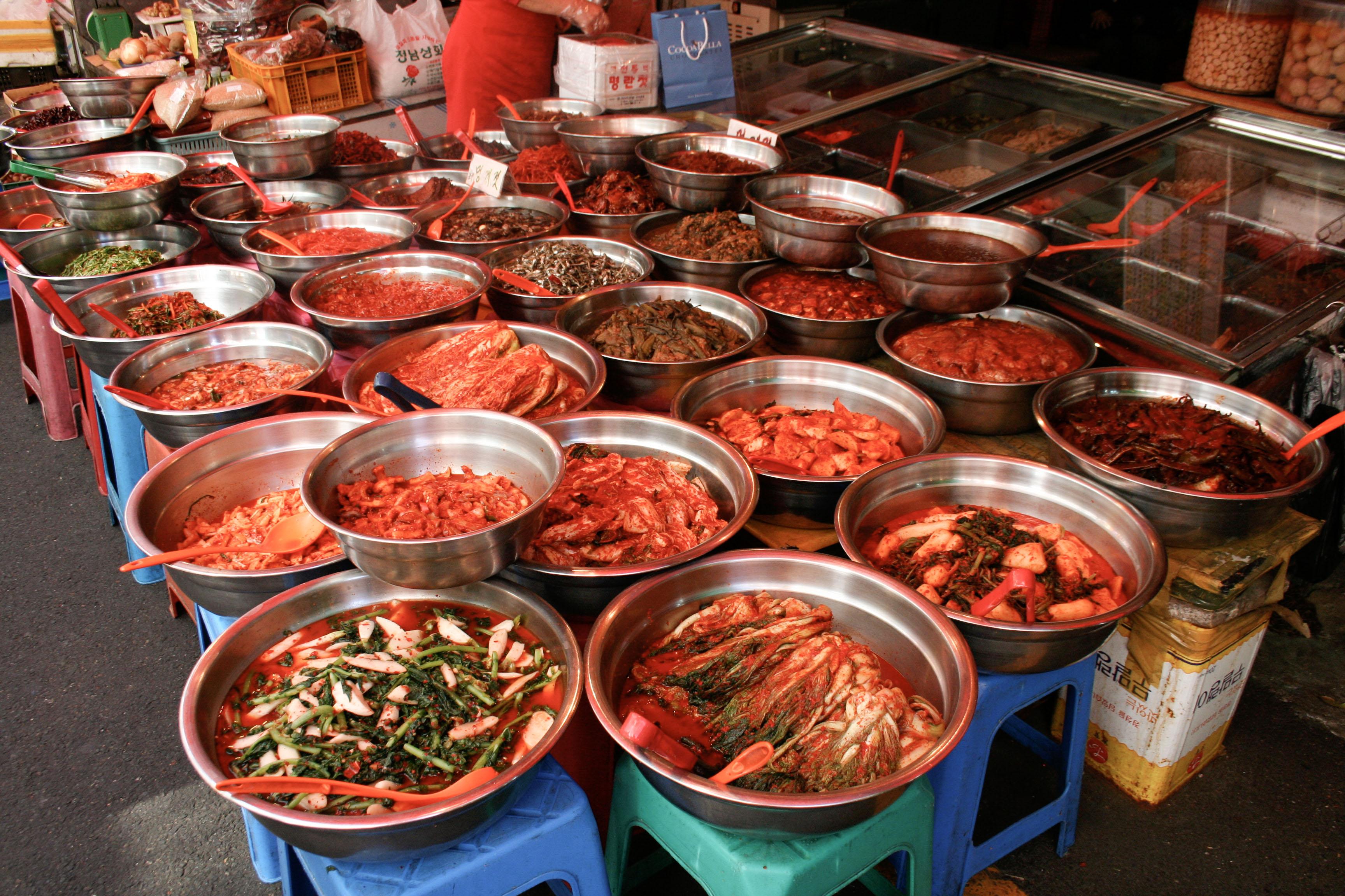 Recept på Kimchi – vad vore Korea utan mjölksyrad kål?
