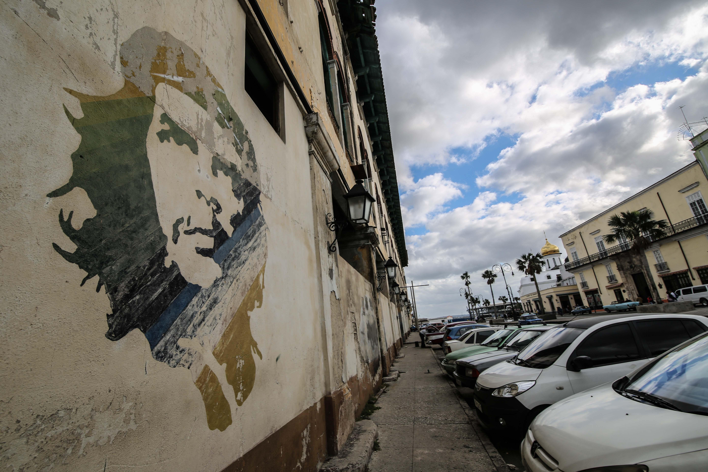 Che Guevara och Che Vrolet – om bilarna på Kuba.