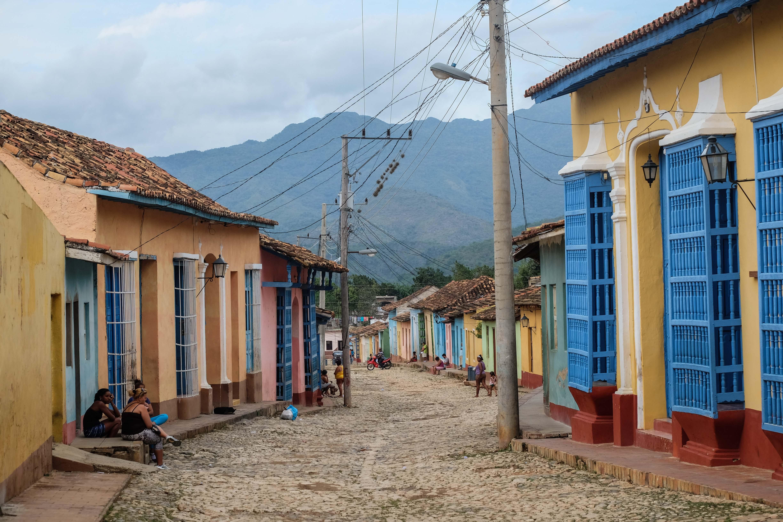 Trinidad – det äkta Kuba?
