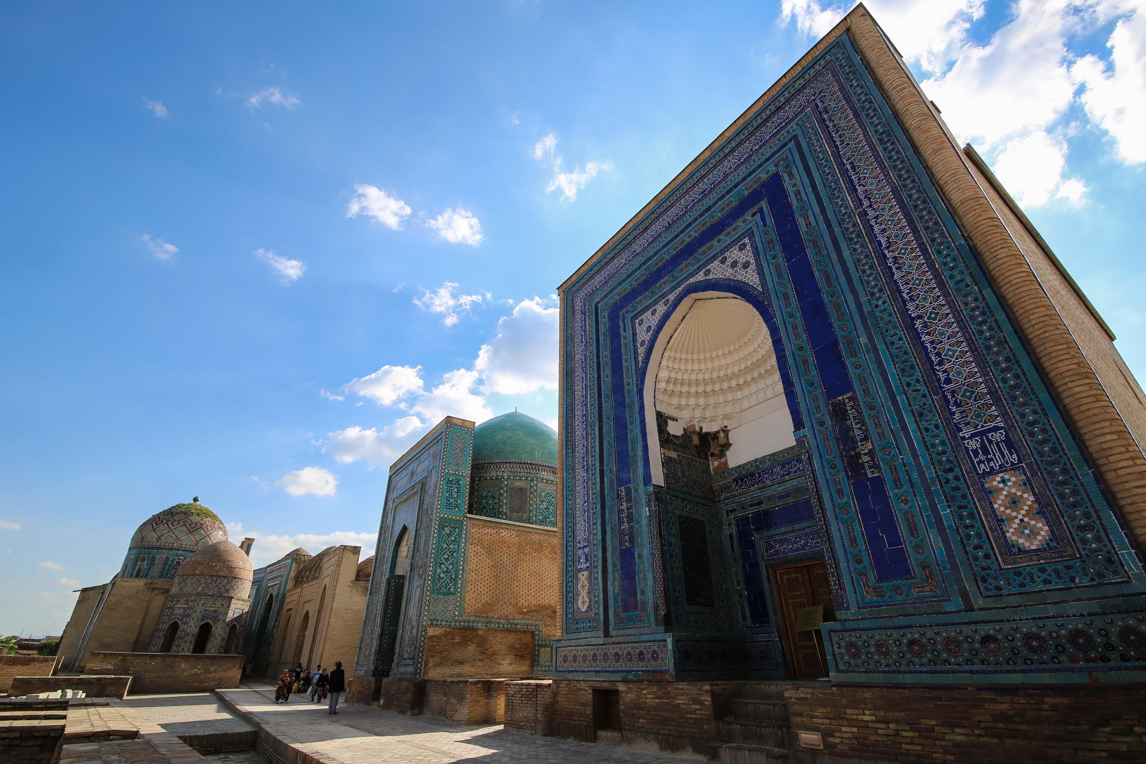Rundresor i Uzbekistan