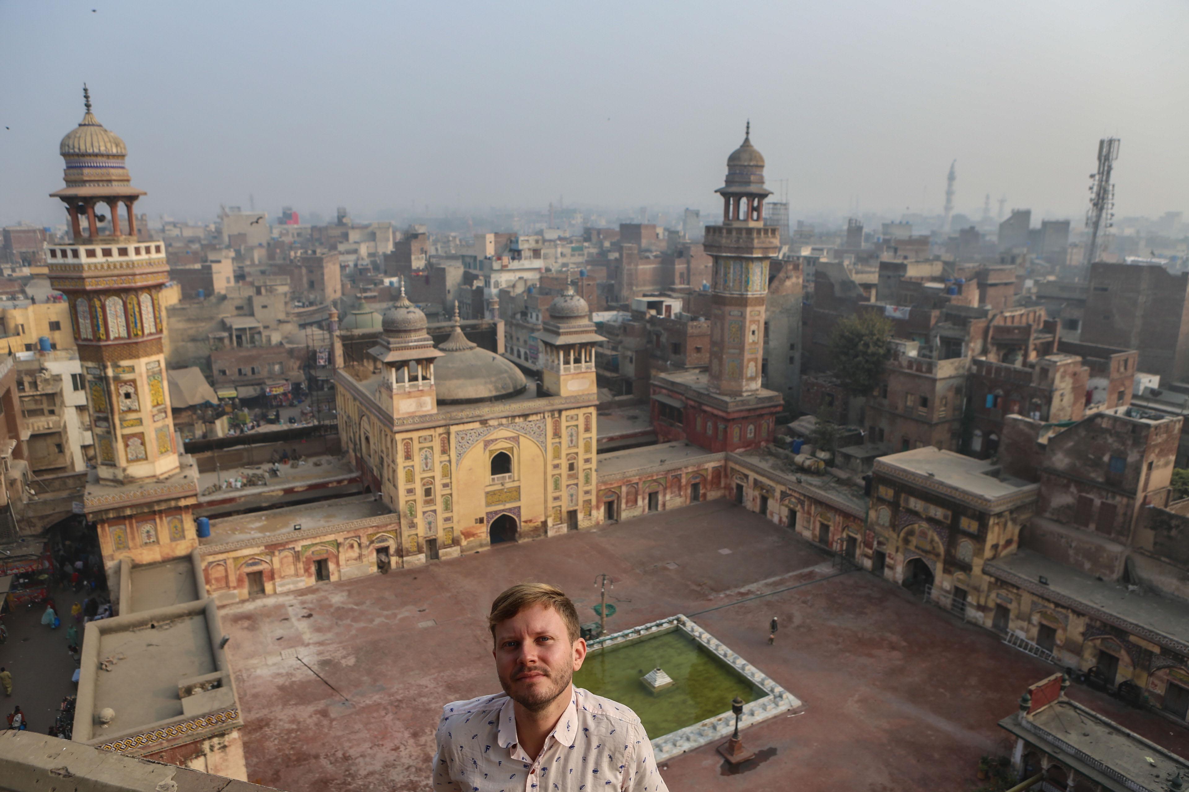 Pakistan: resa och boende