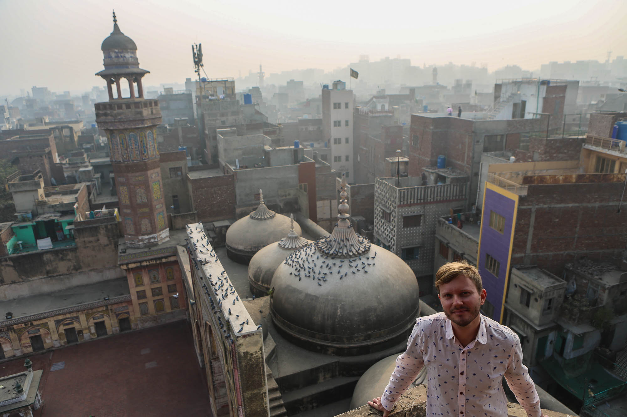 Guide till Lahore