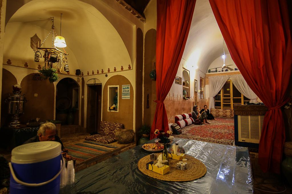Hotell i Iran