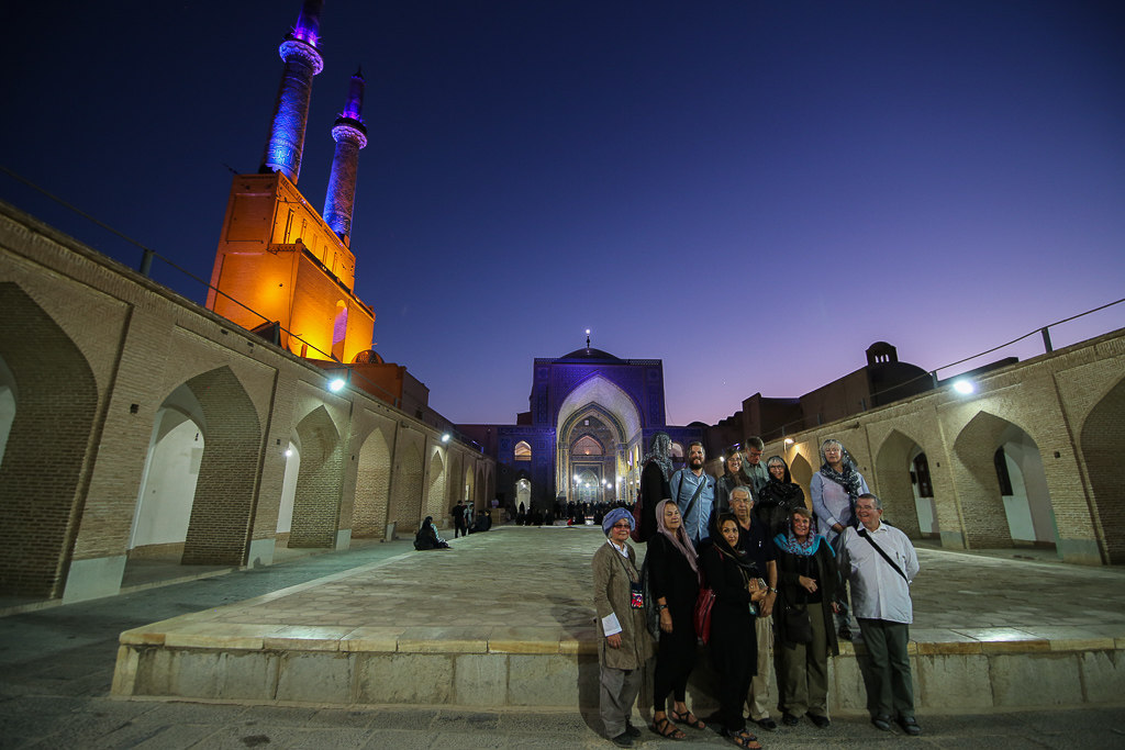 Vad du inte ska förvänta dig i Iran