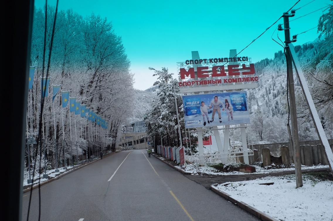 Almaty, Kazakstan, dag 2