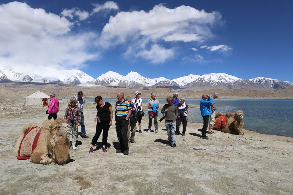 Kirgizistan och Xinjiang i bilder