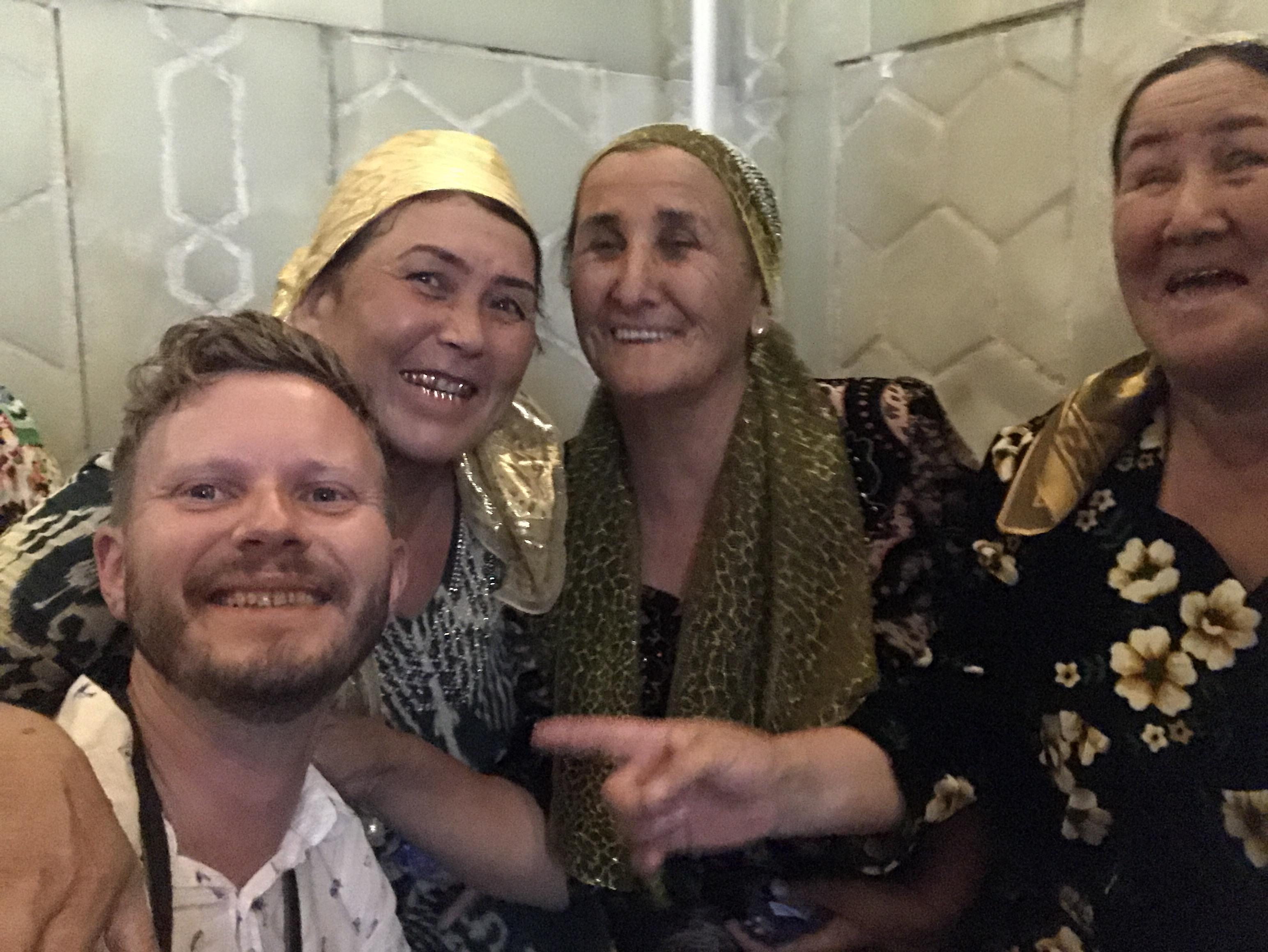 Uzbekistan, dag 4, 5 & 6