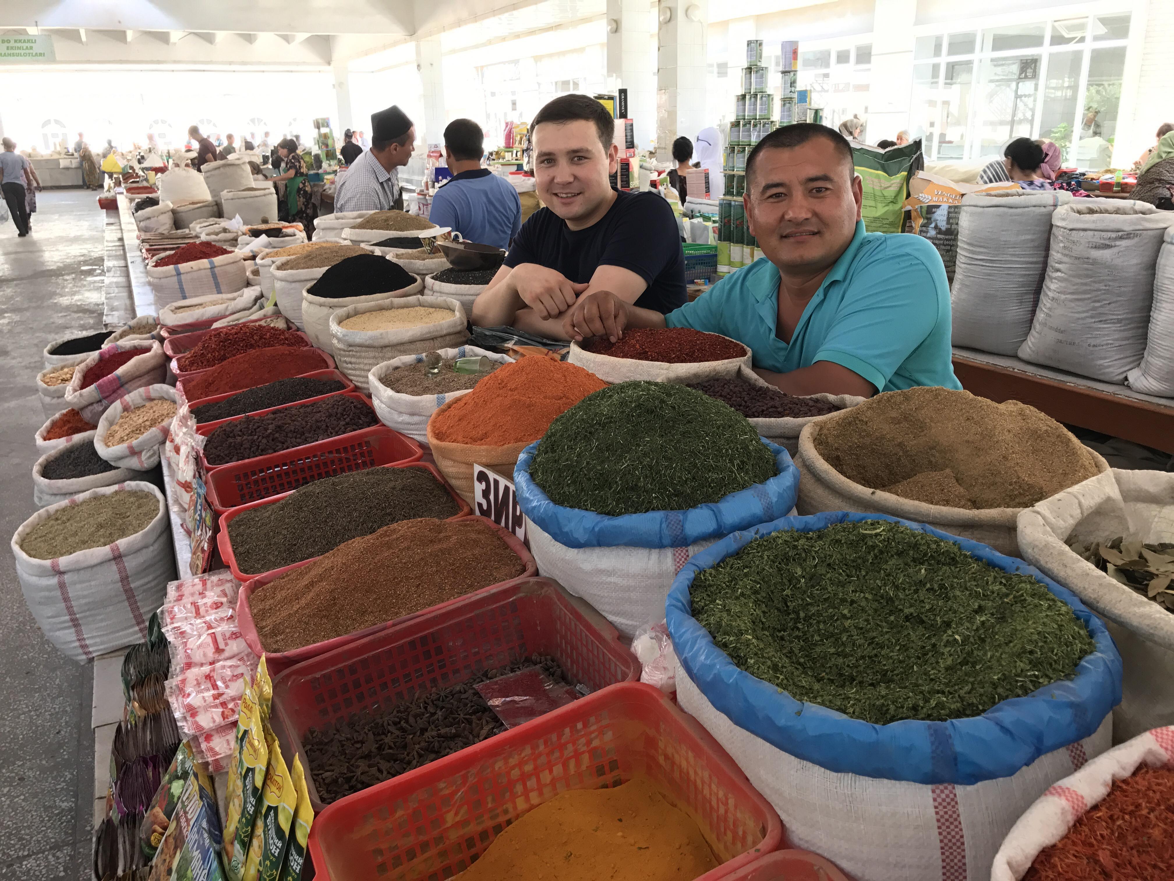 Uzbekistan, dag 7 & 8