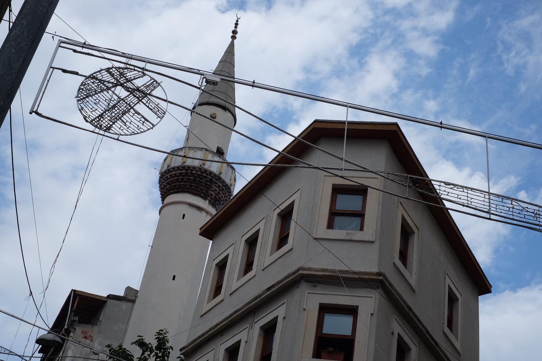 Mellan två resor: heldag i Istanbul