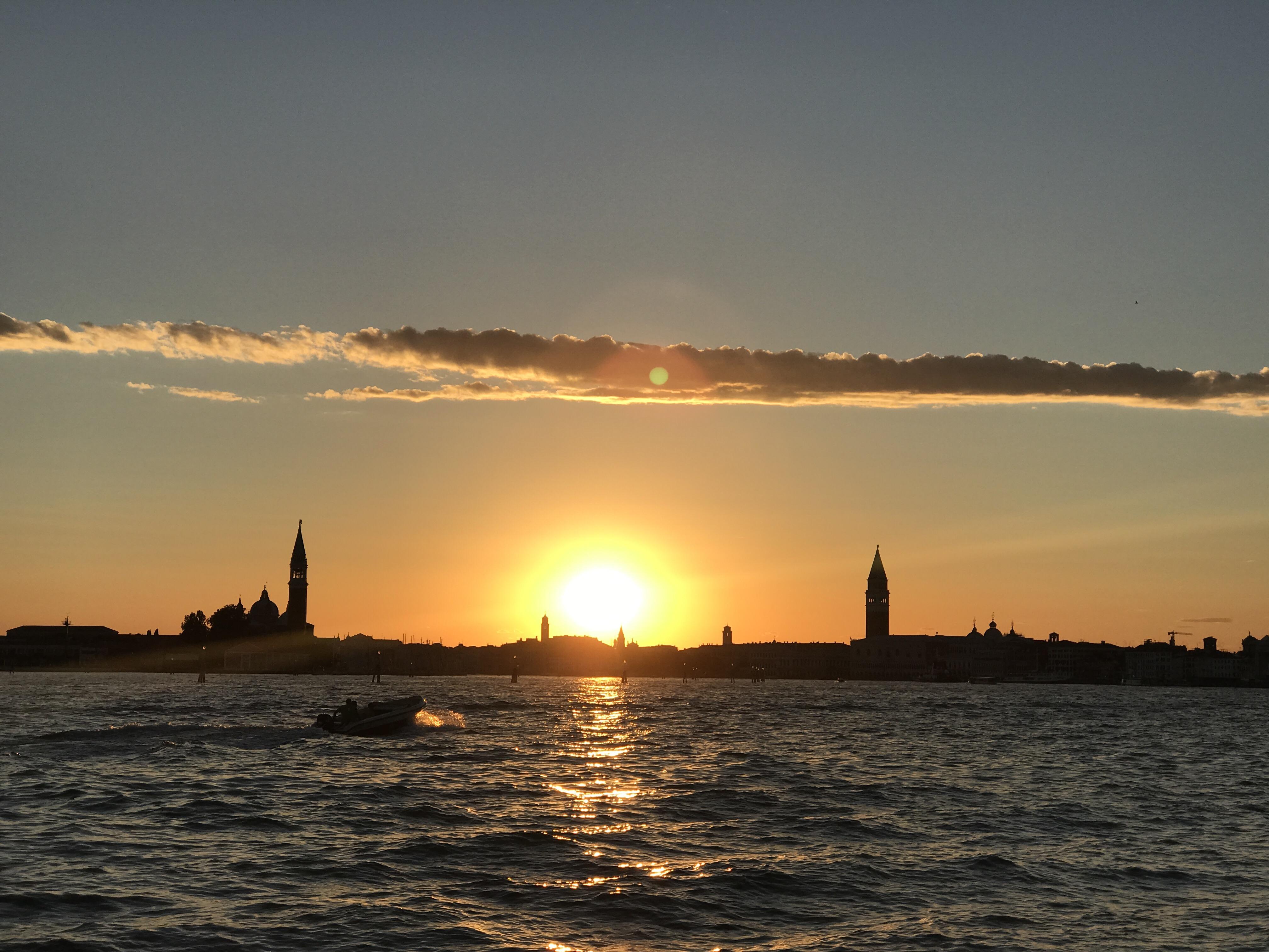 Heldag i Venedig