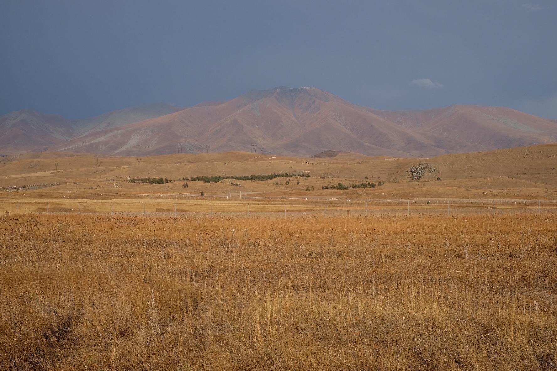 Södra Armenien tur retur
