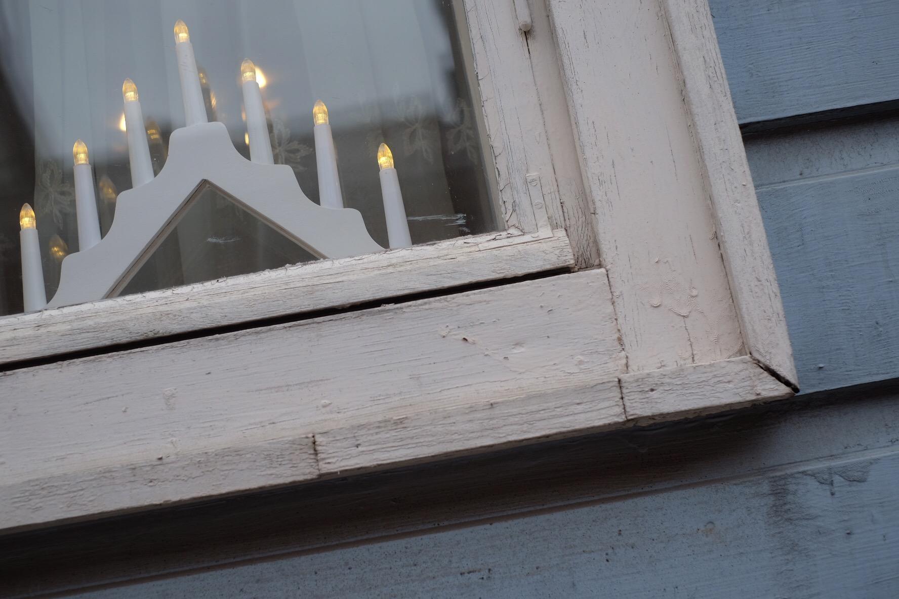 Julstämning i Borgå – typ