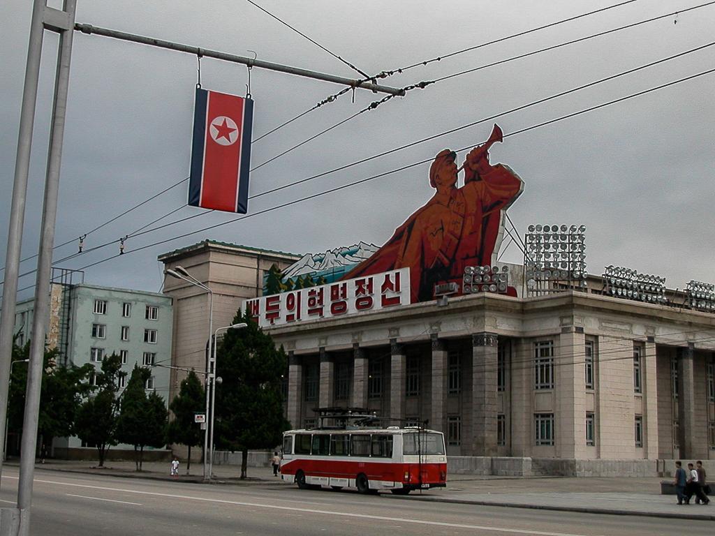 Hur man reser till Nordkorea?