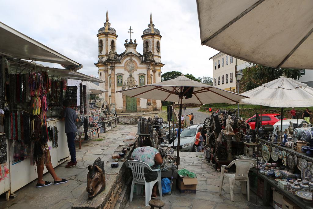 10 bilder och berättelser från Ouro Preto