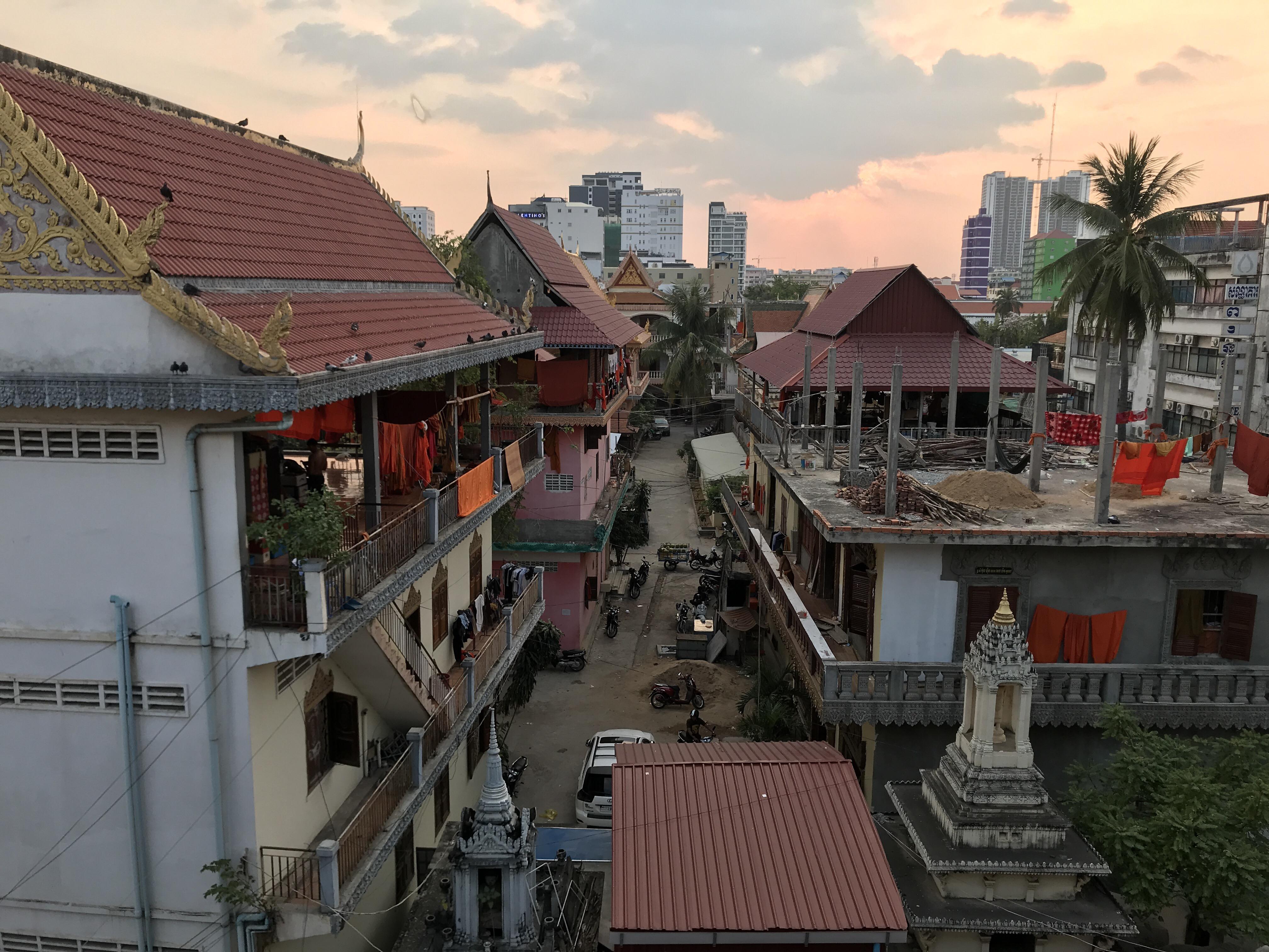 Kambodjanska förstaintryck