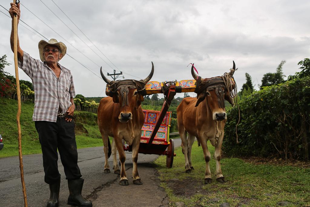 10 bilder och berättelser från Costa Rica