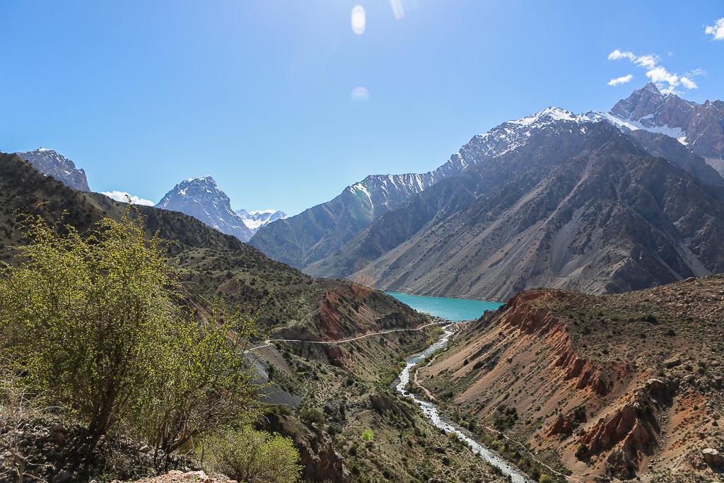 Tre dagar i Tadzjikistan