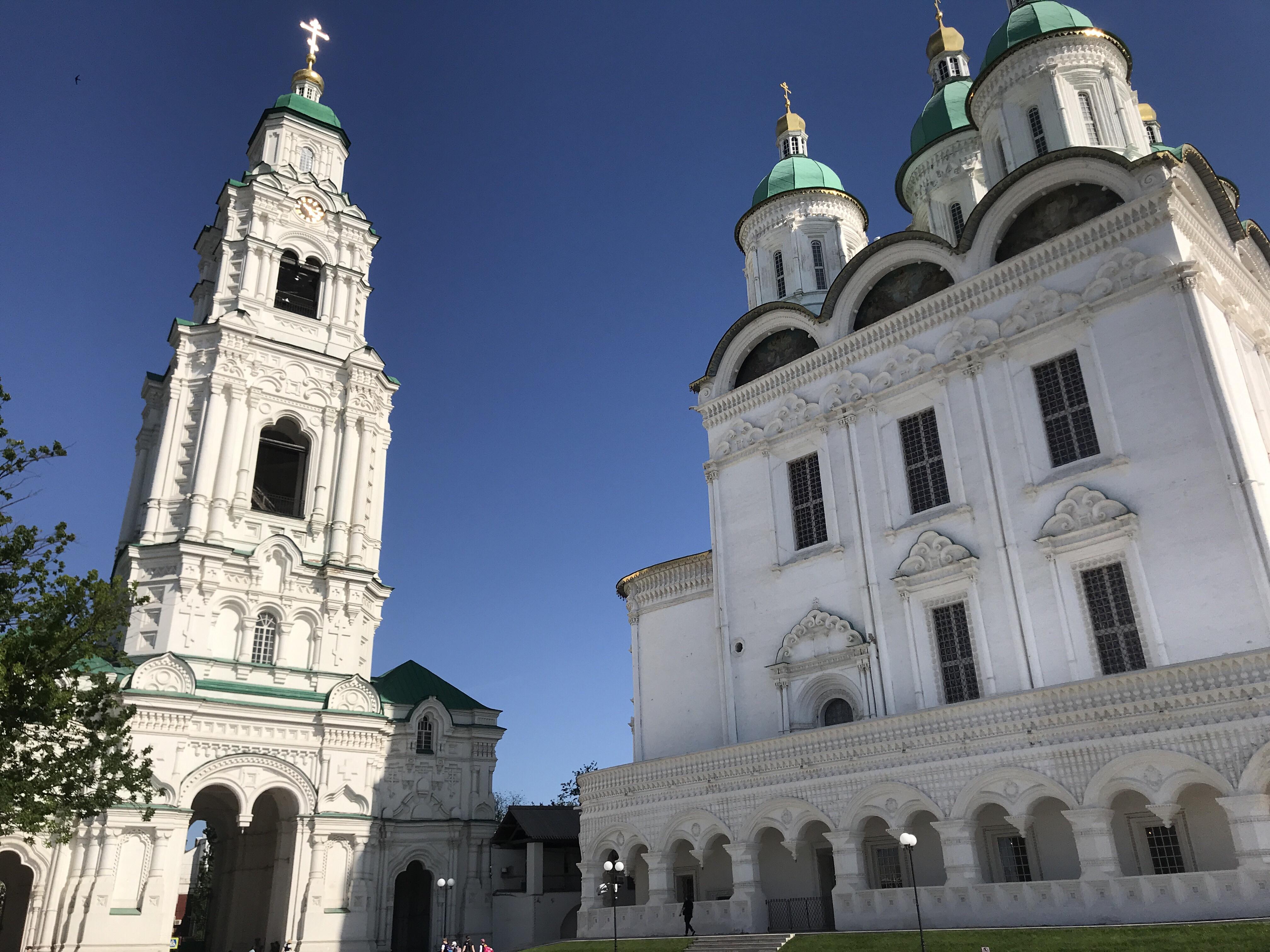 Välkommen till Astrakhan
