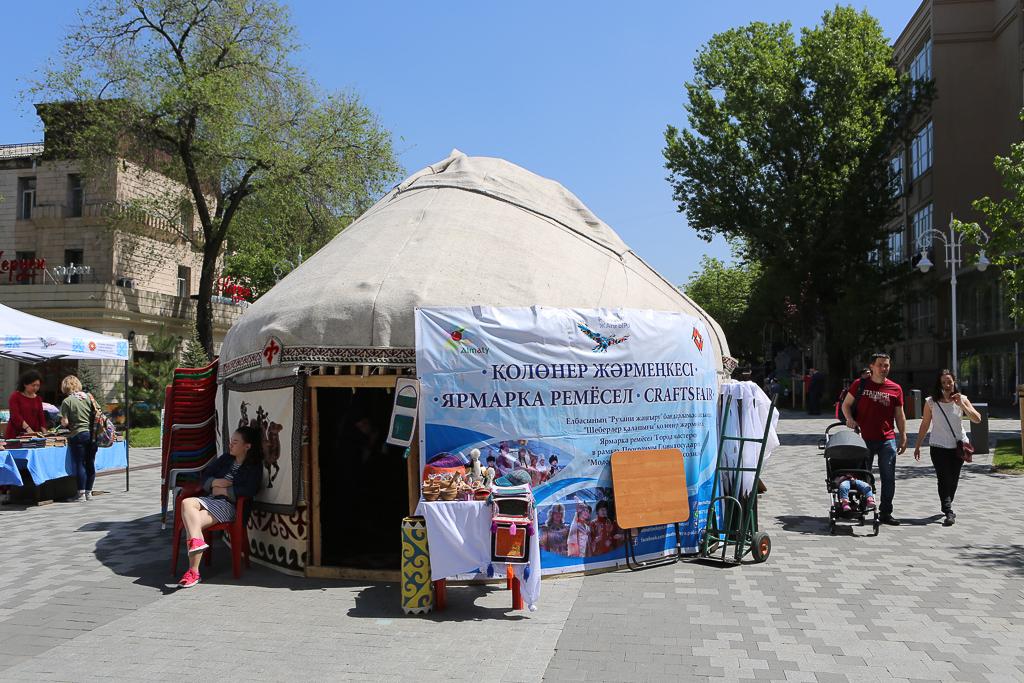 Några glimt från Kazakstan