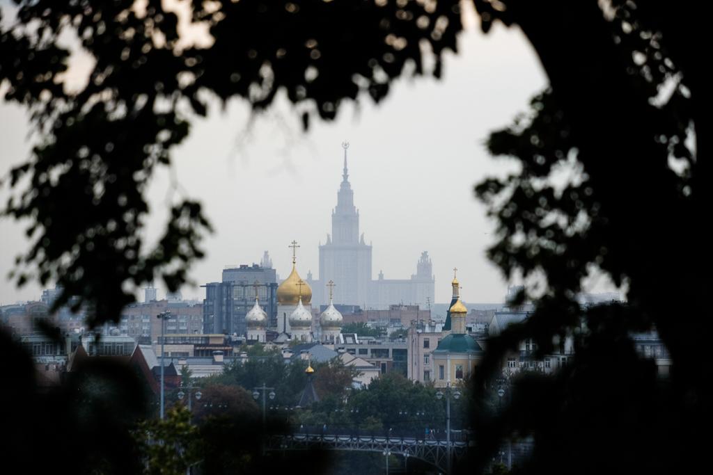 Nästa stopp… Moskva