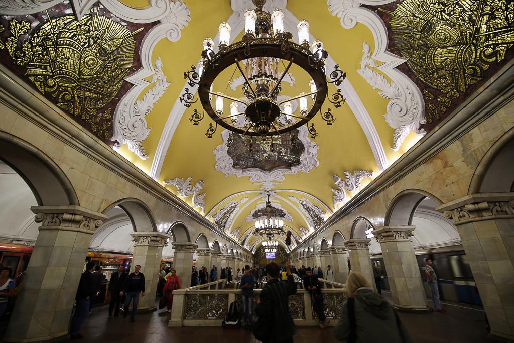 Moskva – 10 bilder och berättelser