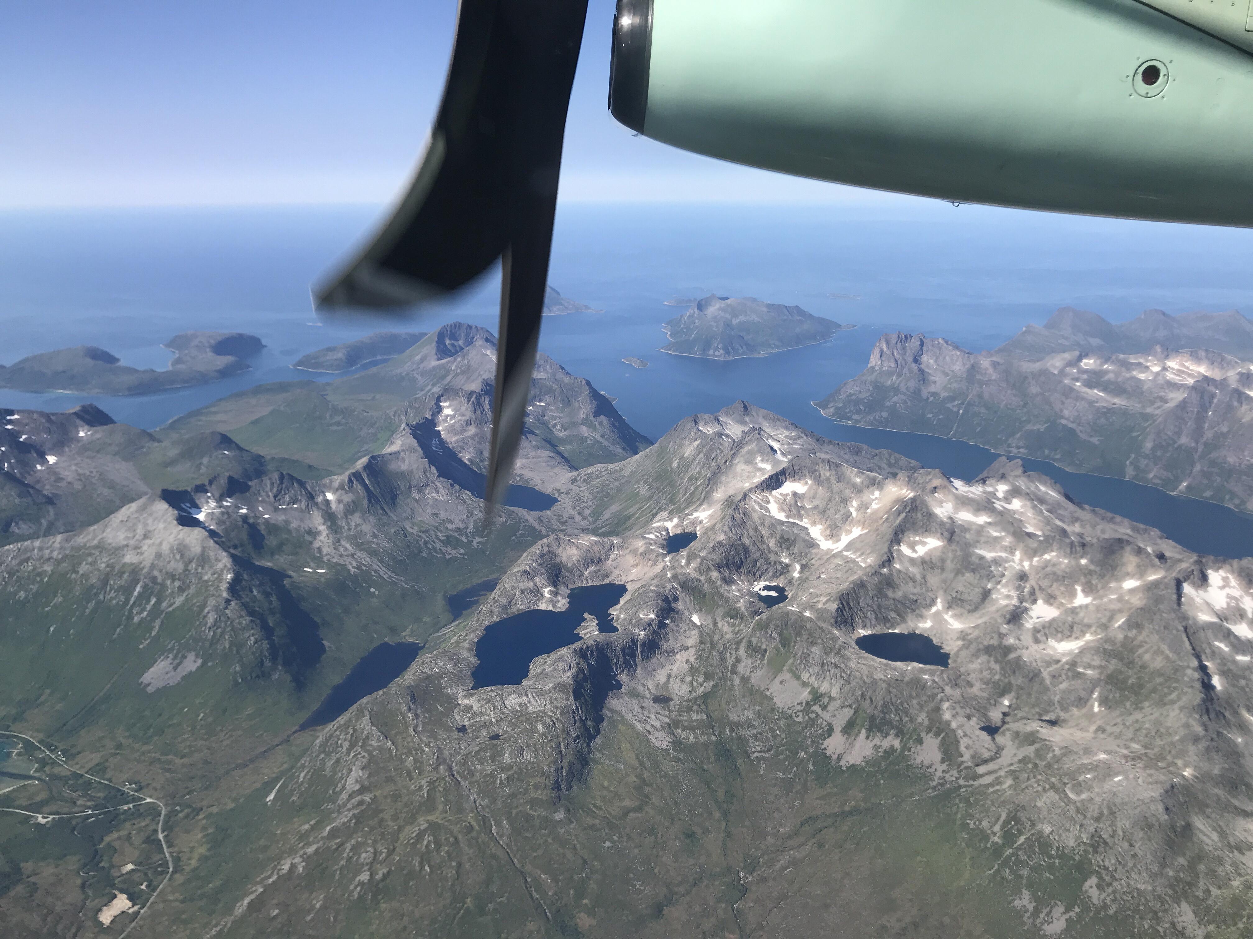 Ankomst Narvik