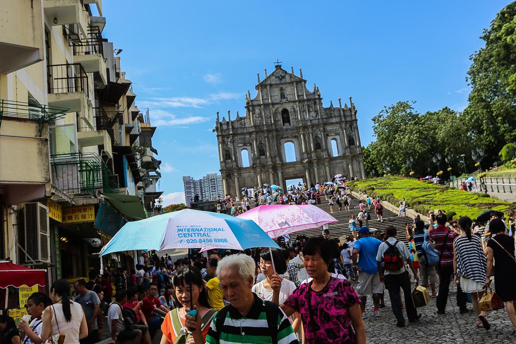 10 bilder och berättelser från Macau