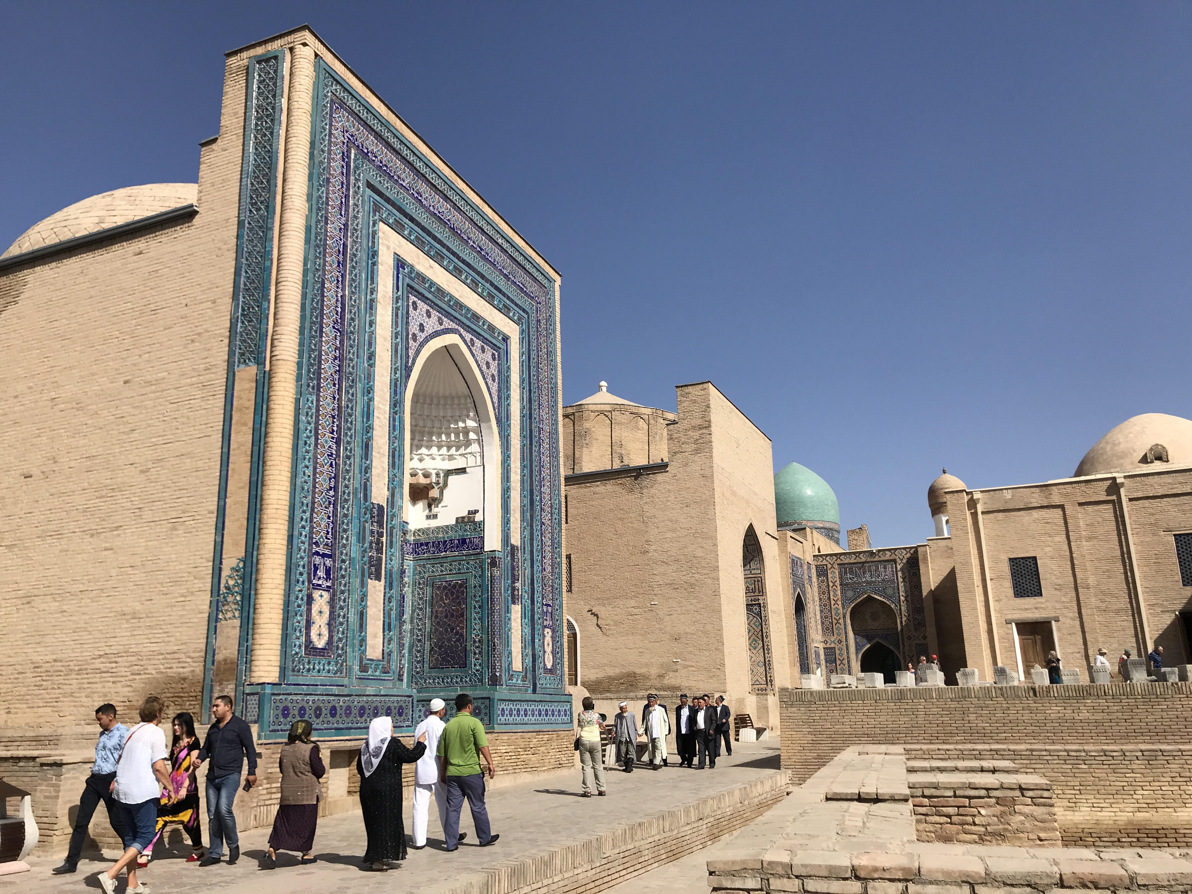 Vägar till Samarkand