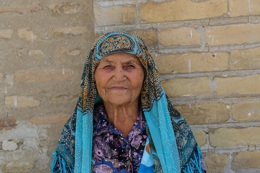 En vecka i Uzbekistan
