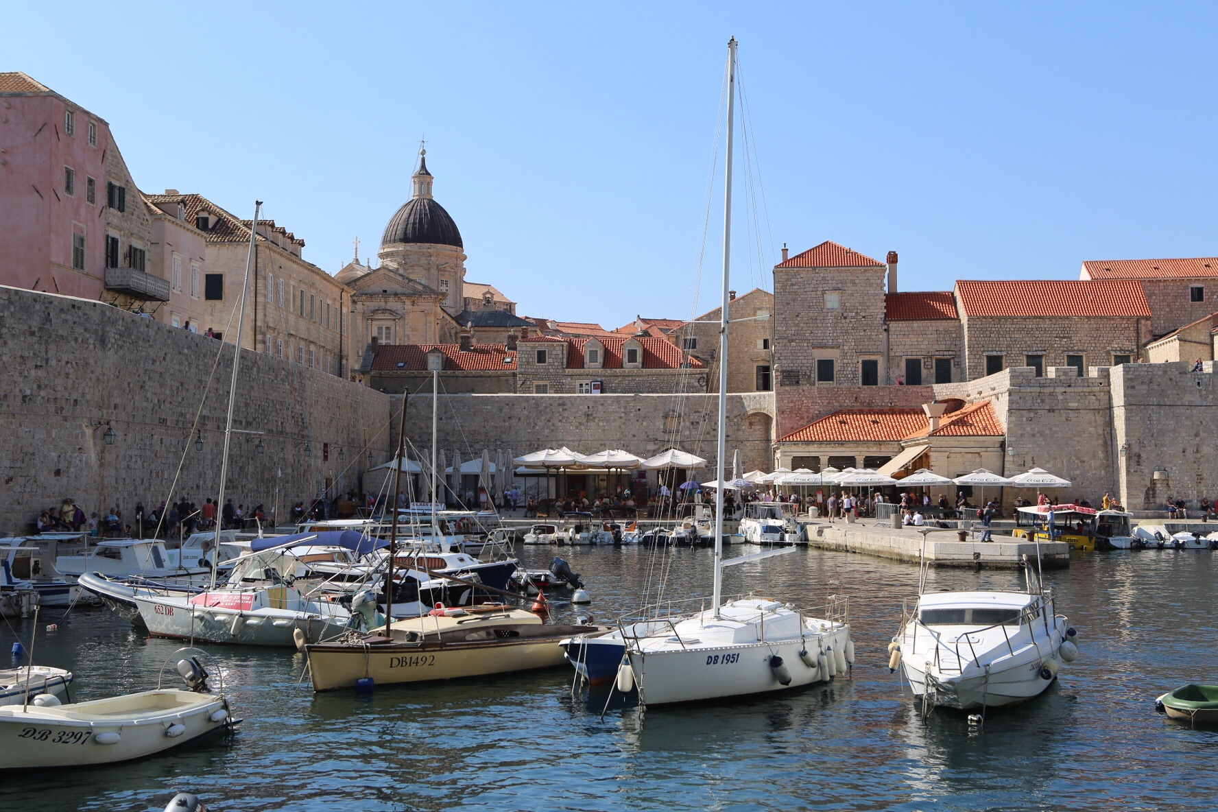 Dubrovnik – inte helt som planerat