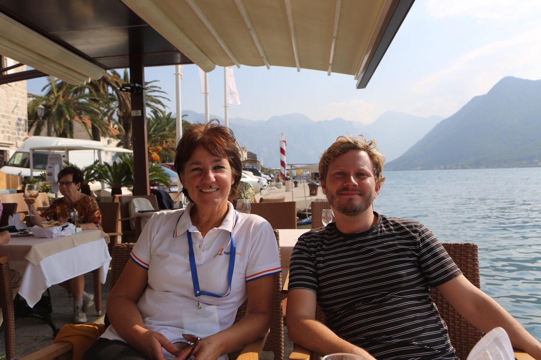 En vecka i Montenegro