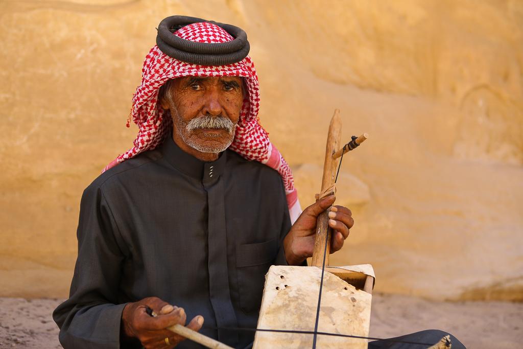 10 bilder och berättelser från Jordanien