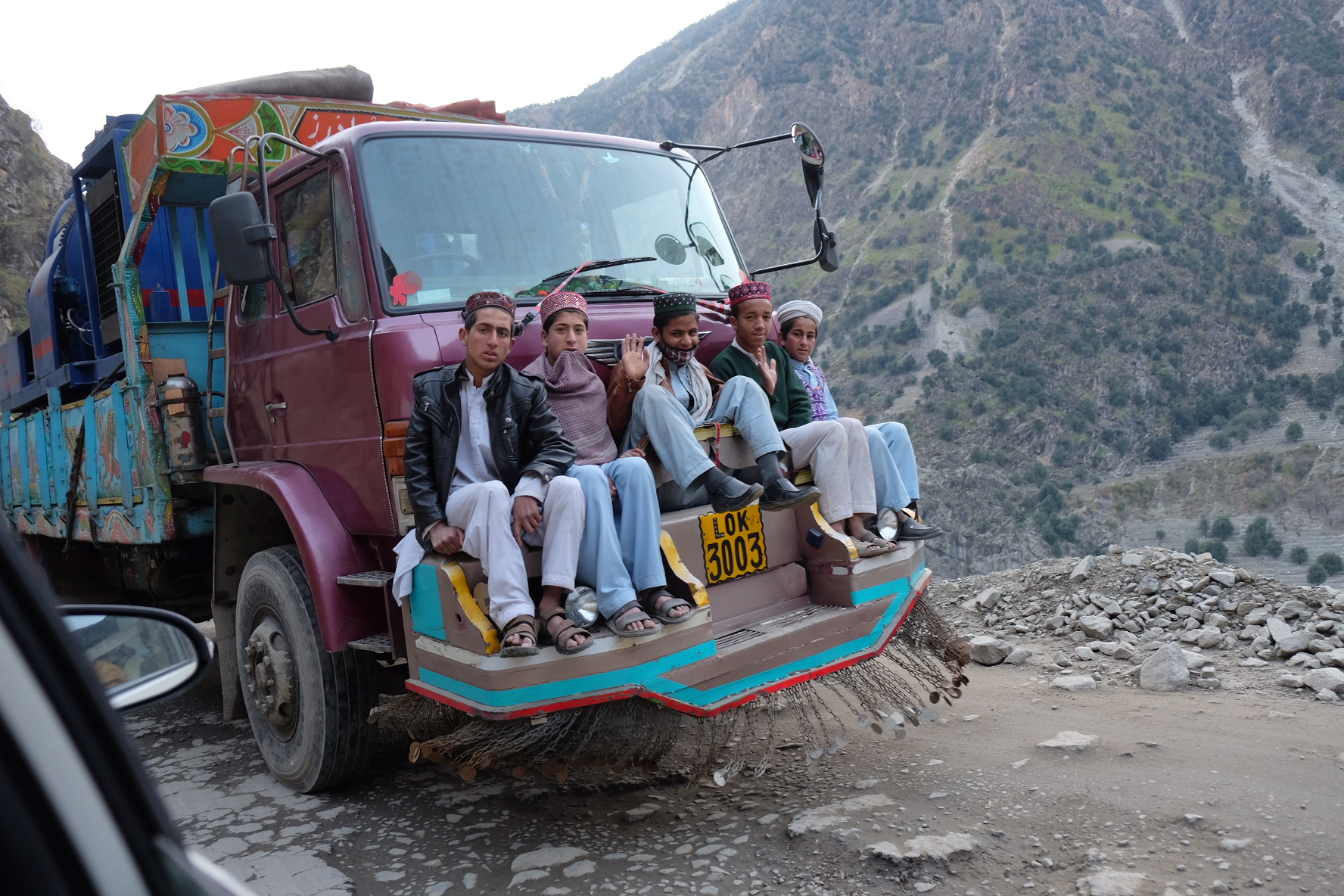En guide till Karakoram Highway i Pakistan