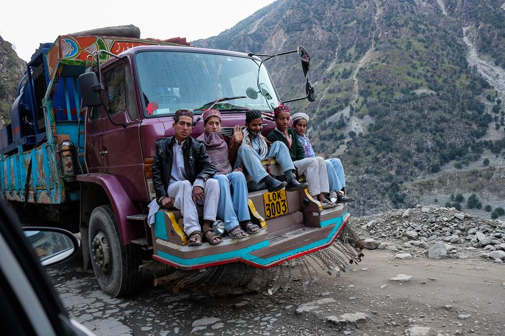 Karakoram Highway – 10 bilder och berättelser