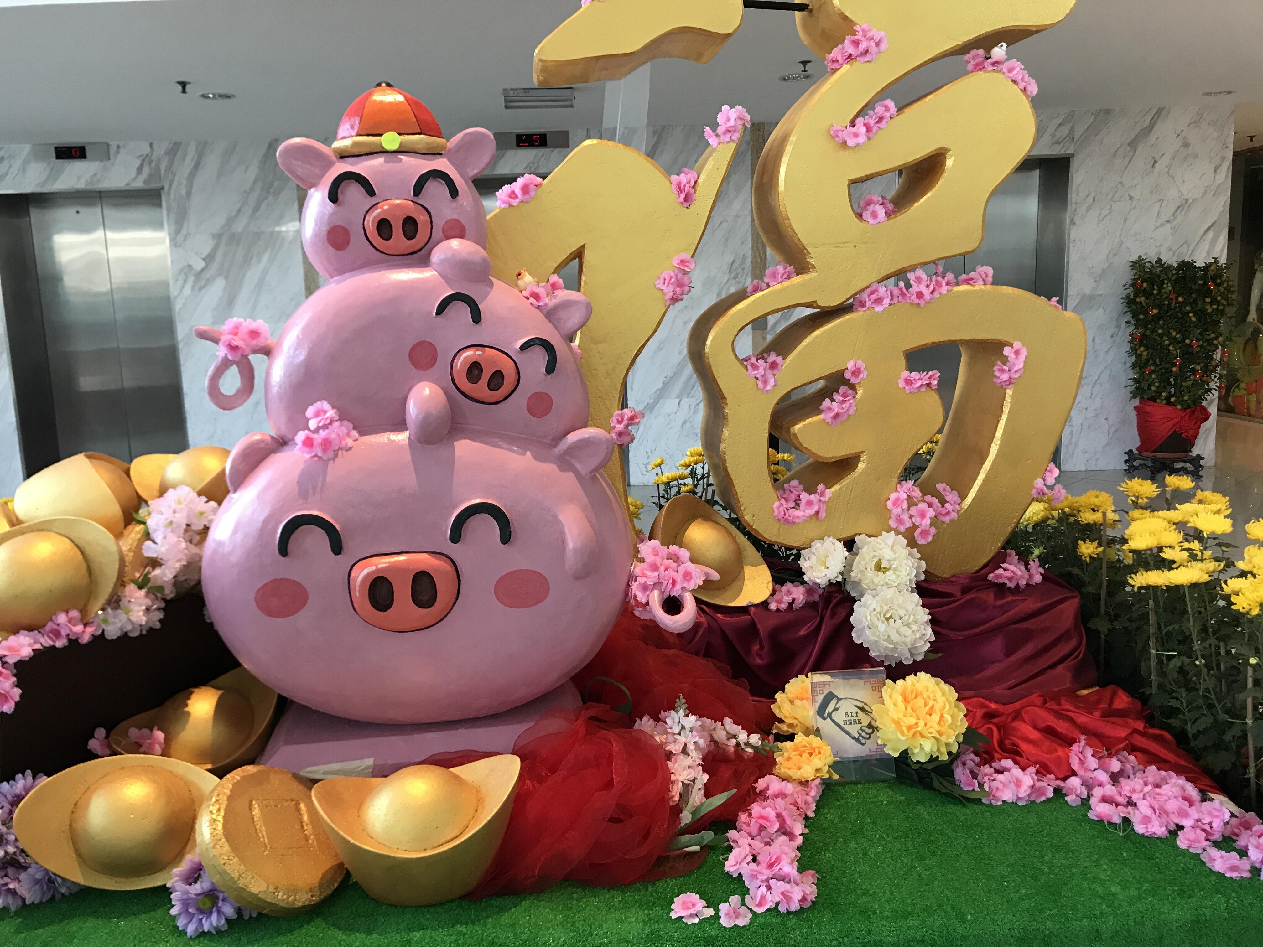 Gott nytt grisens år!