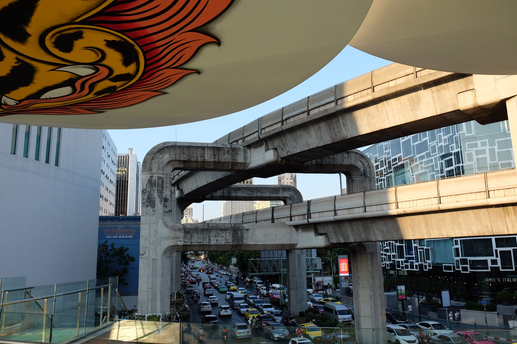 Planlöst i Bangkok