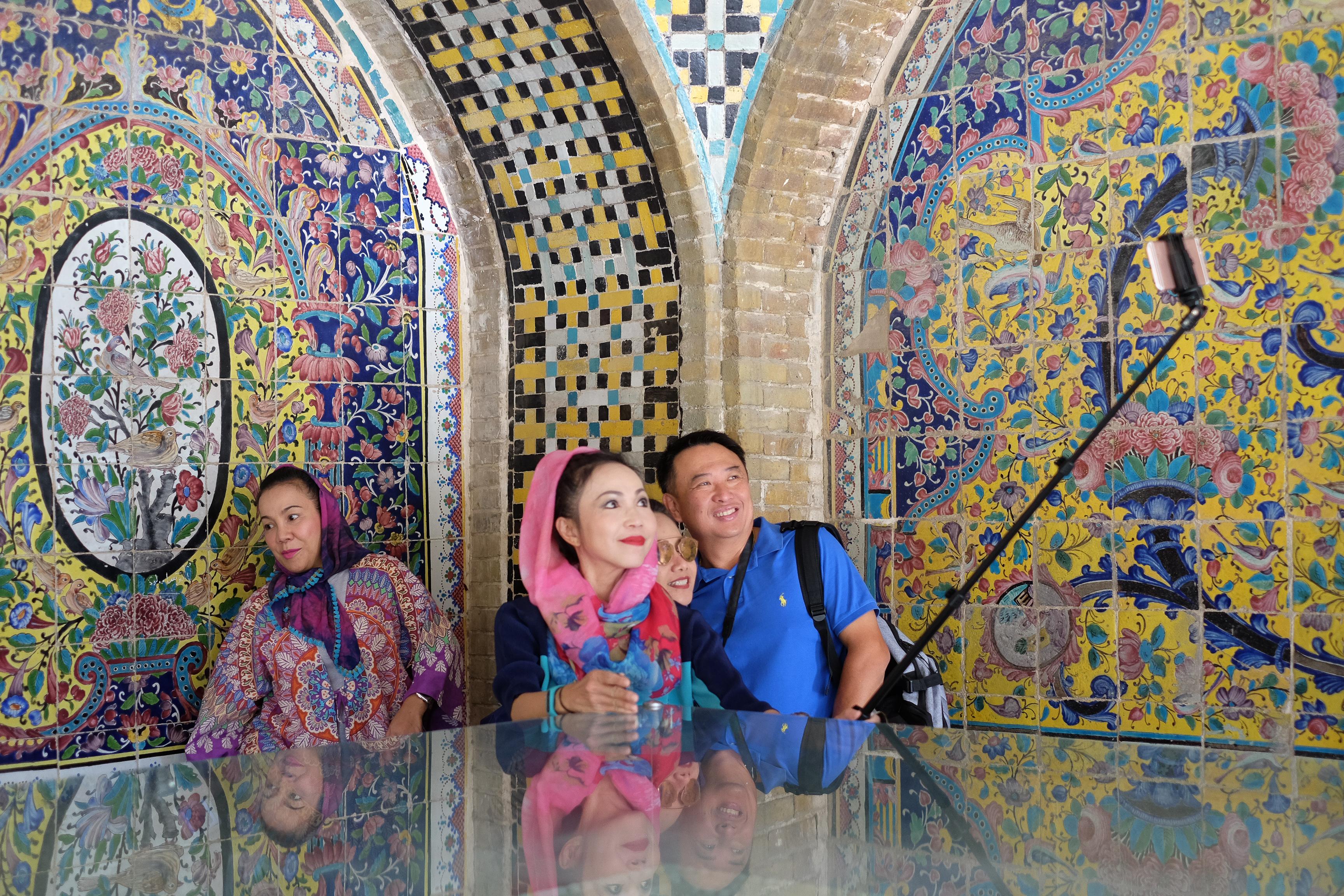 Bästa praktiska tipsen inför resan till Iran