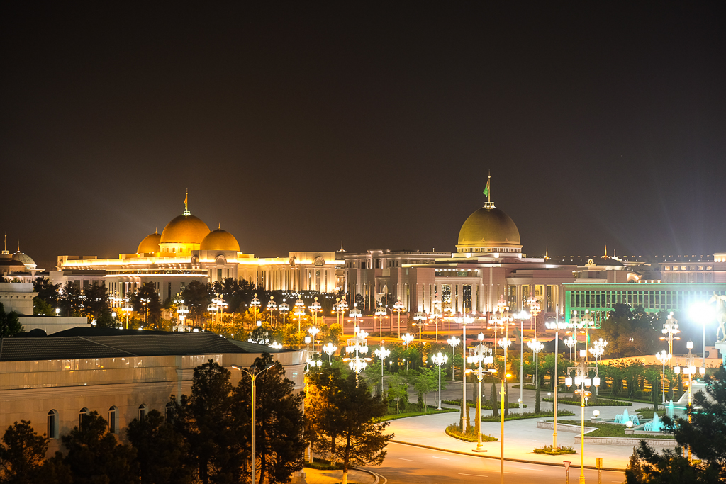 10 bilder från Turkmenistan
