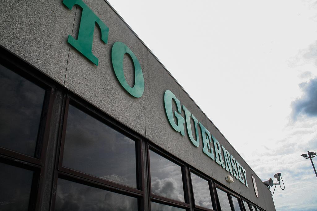 10 bilder från Guernsey