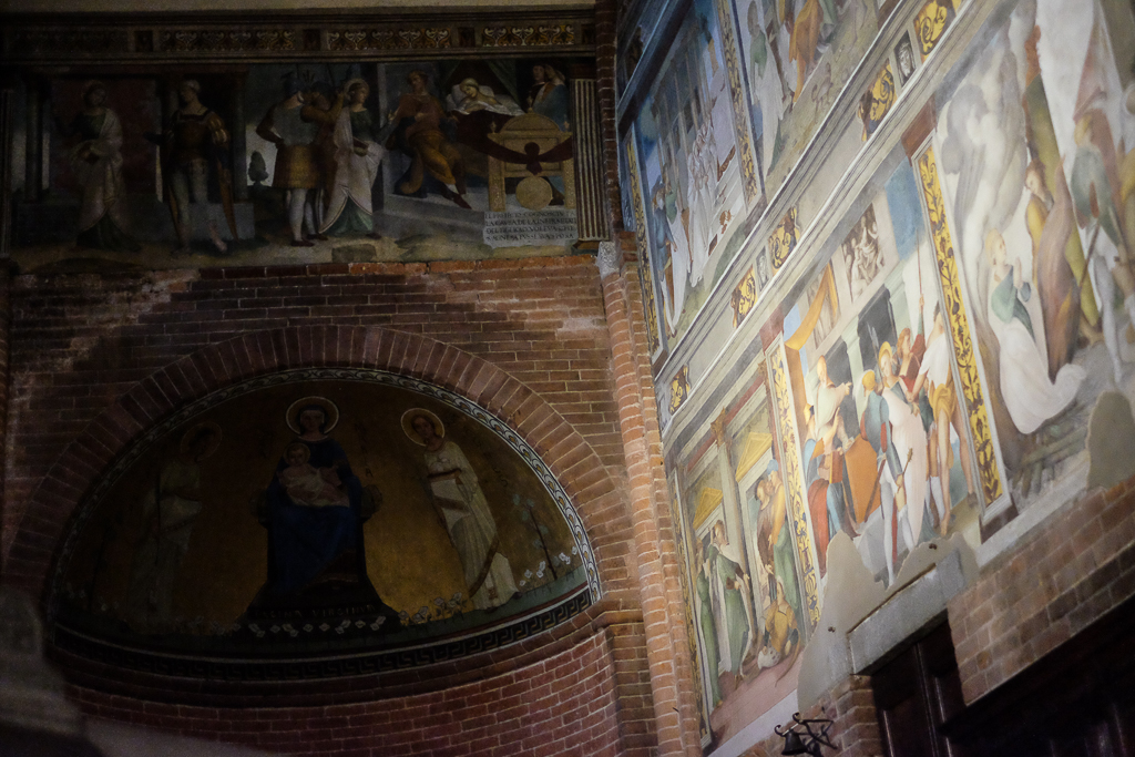 San Teodoro – det stämningsfulla Pavia
