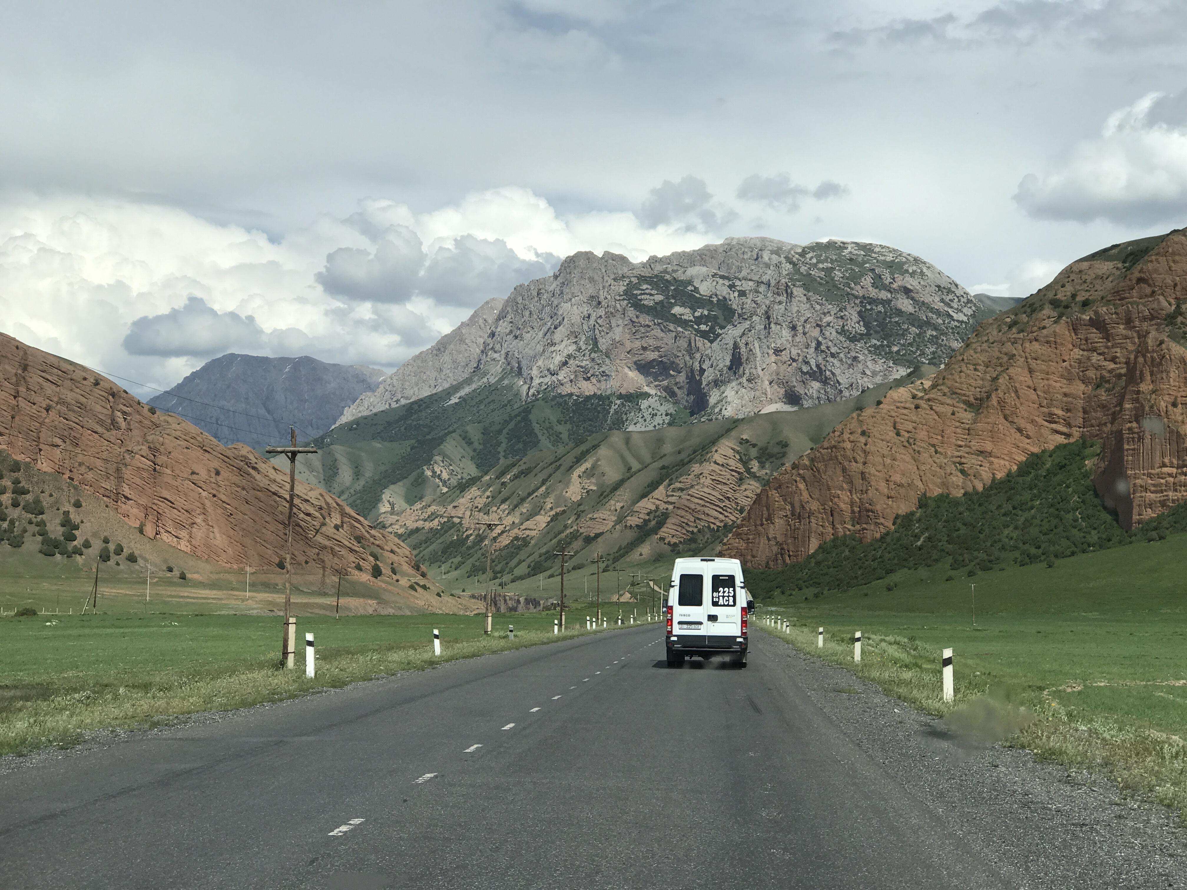 Tillbaka från Pamir