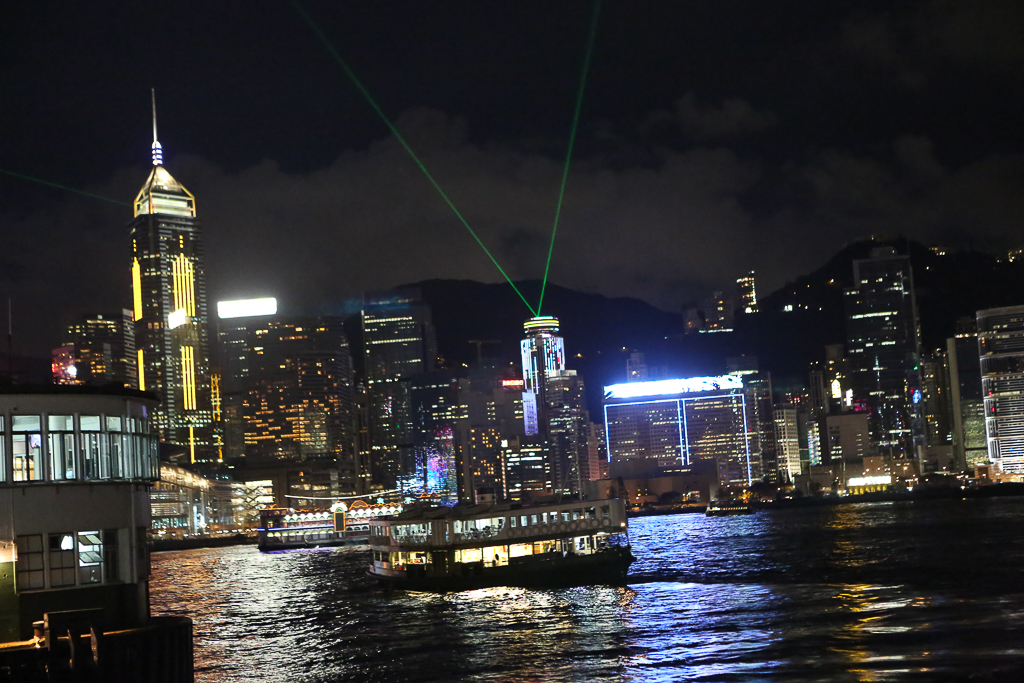 10 bilder från Hong Kong