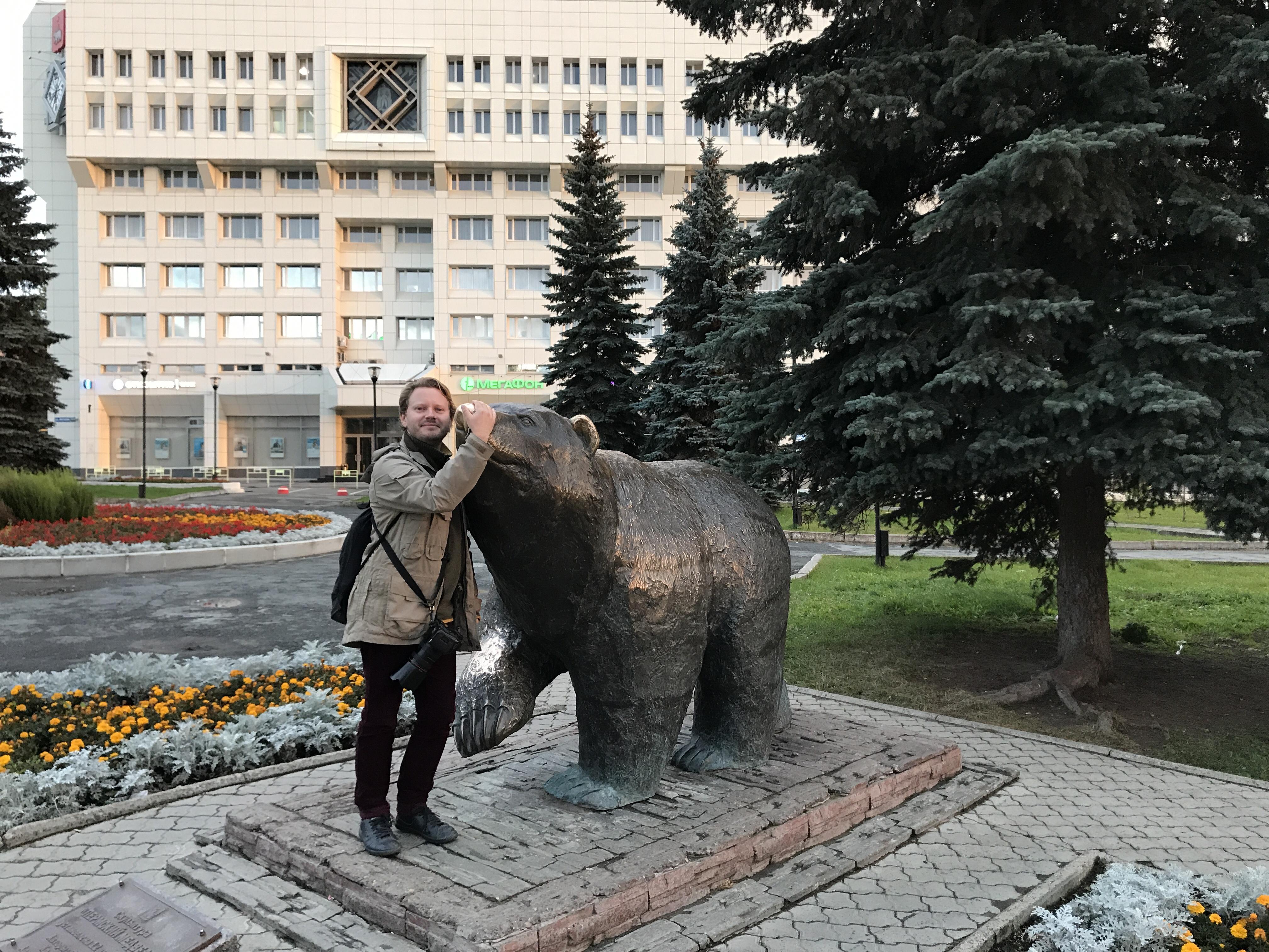 Ny grupp, gamla vänner i Perm