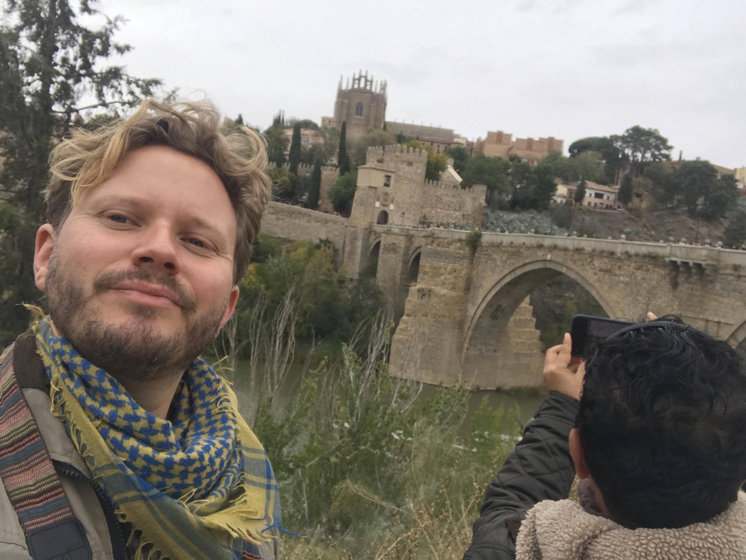 Genomblöt i Toledo, samt jungfrur