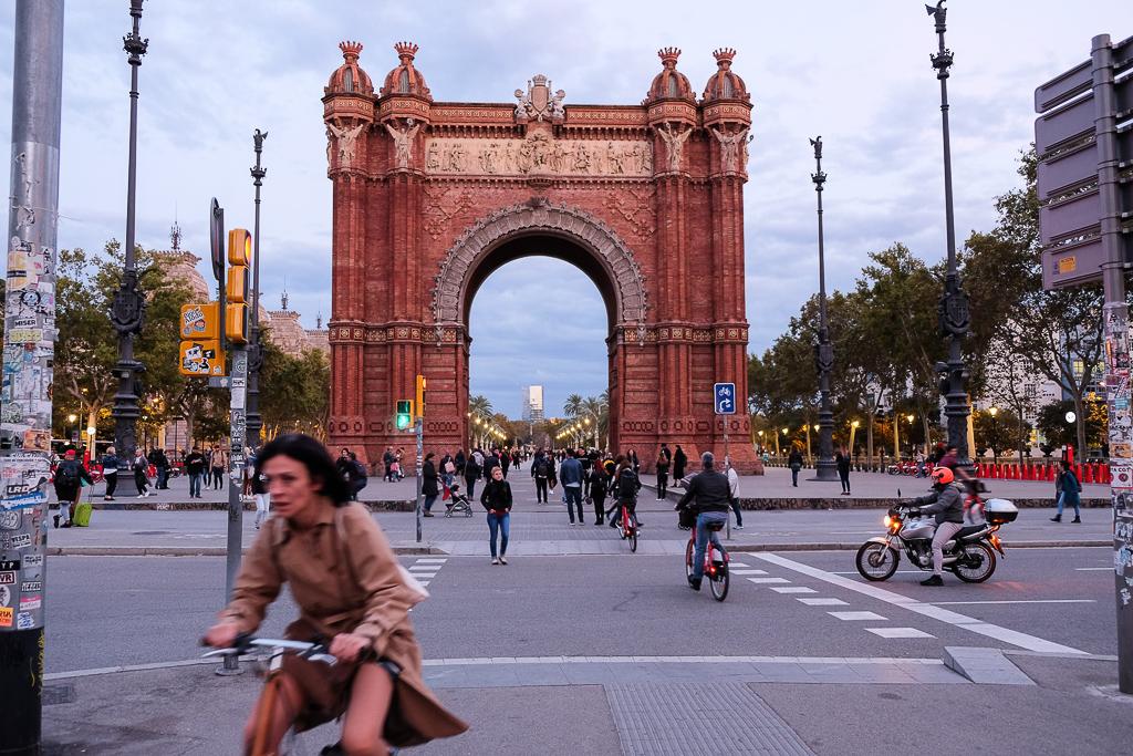 10 bilder från Barcelona
