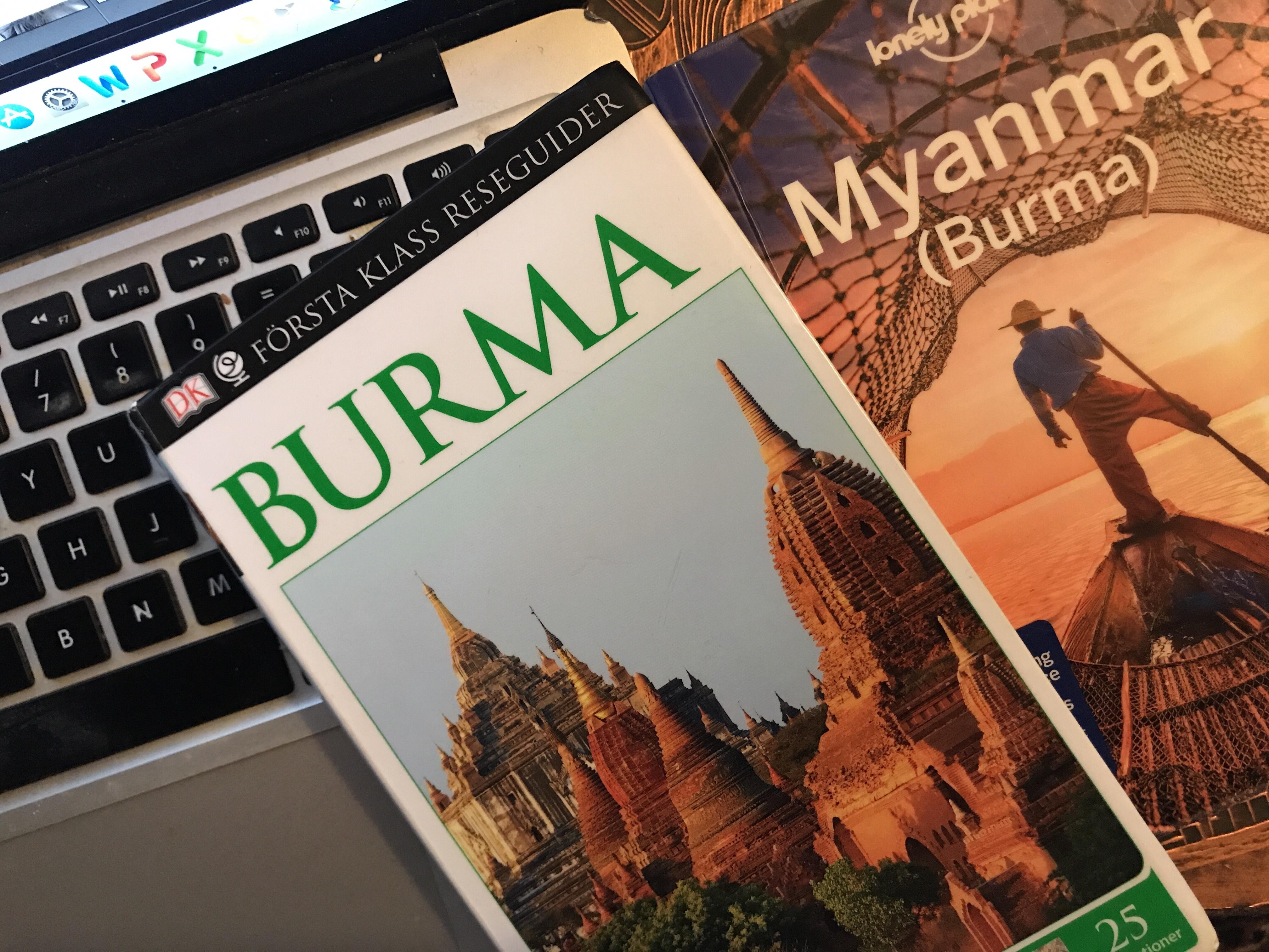 Vad finns att göra och se i Burma/Myanmar?
