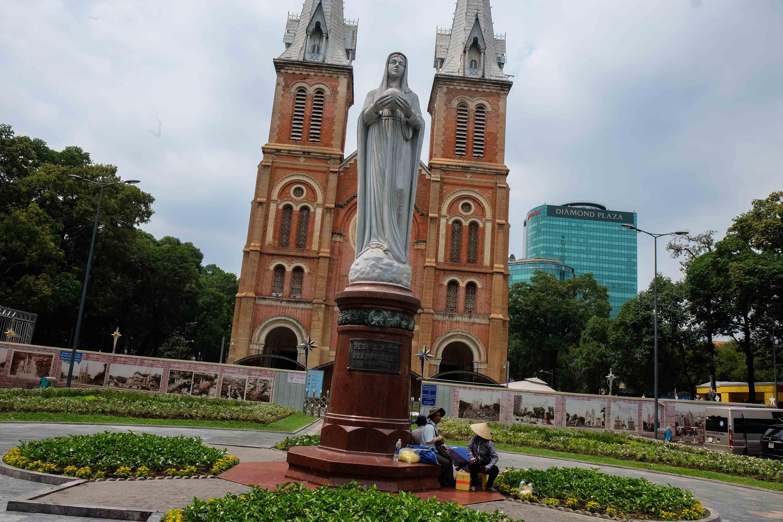 10 bilder från Ho Chi Minh-staden