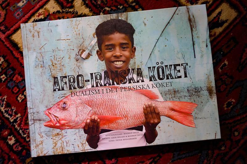 EN matresa TILL SÖDRA IRAN och afro-iraniernas land